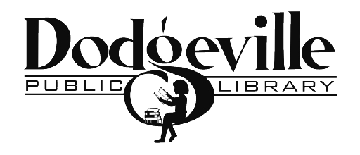 Dodgeville Public Library footer logo